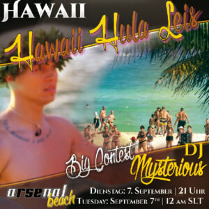 Hawaii Hula & Leis